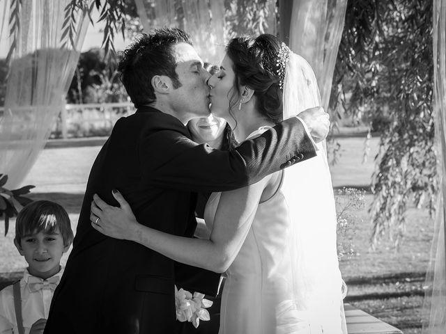 La boda de Alberto y Diana en Hornillos De Eresma, Valladolid 24
