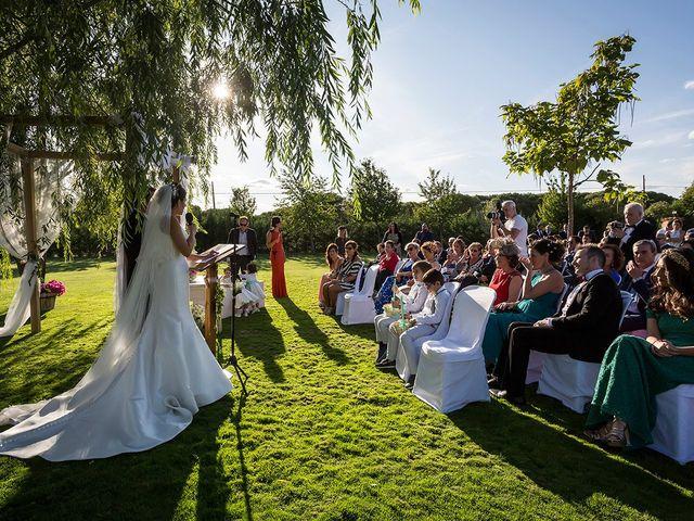 La boda de Alberto y Diana en Hornillos De Eresma, Valladolid 25