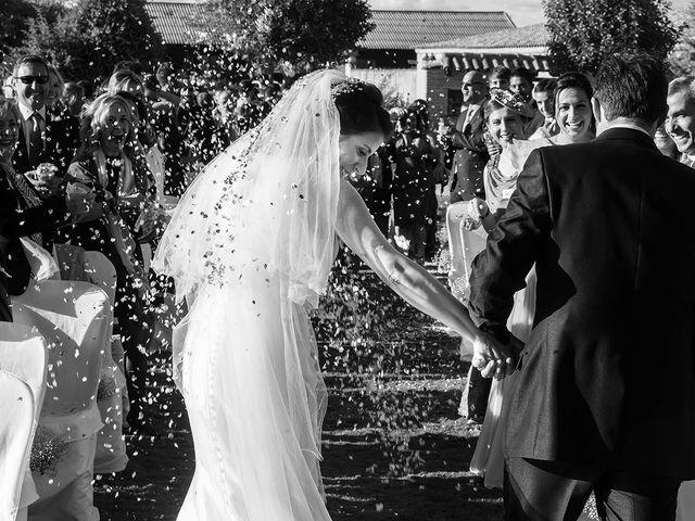 La boda de Alberto y Diana en Hornillos De Eresma, Valladolid 1
