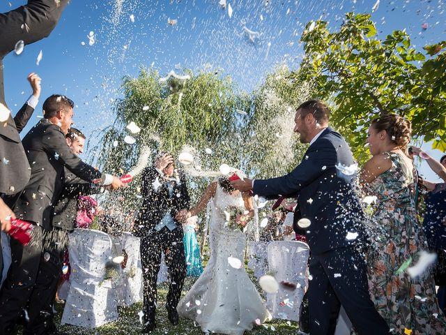 La boda de Alberto y Diana en Hornillos De Eresma, Valladolid 26