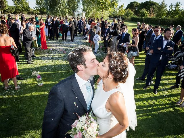La boda de Alberto y Diana en Hornillos De Eresma, Valladolid 27