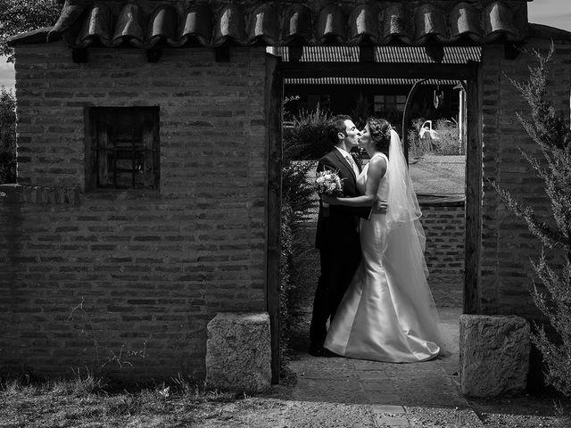 La boda de Alberto y Diana en Hornillos De Eresma, Valladolid 28