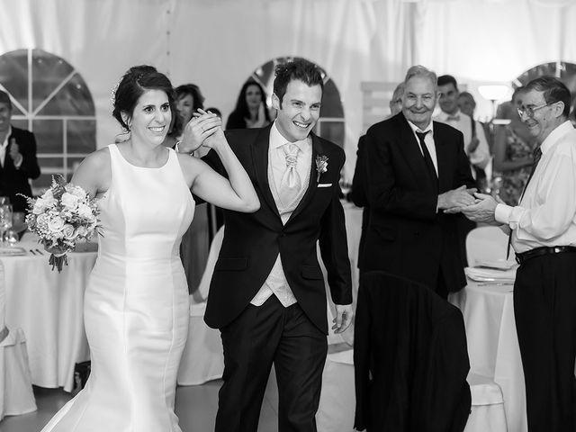 La boda de Alberto y Diana en Hornillos De Eresma, Valladolid 36