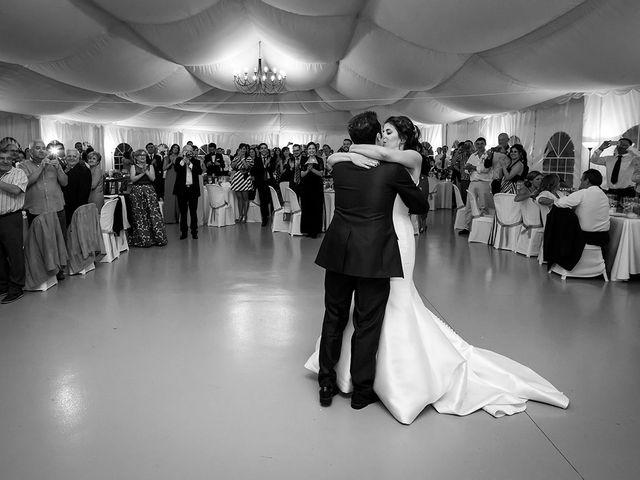 La boda de Alberto y Diana en Hornillos De Eresma, Valladolid 37