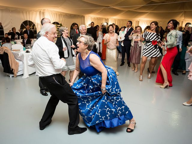 La boda de Alberto y Diana en Hornillos De Eresma, Valladolid 40