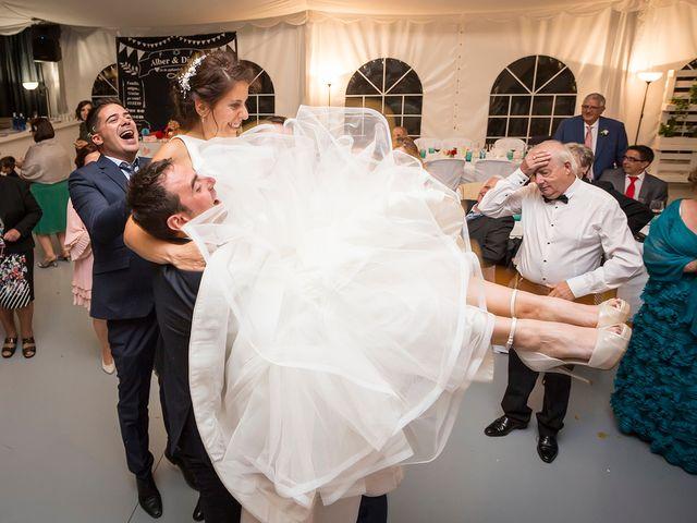 La boda de Alberto y Diana en Hornillos De Eresma, Valladolid 41