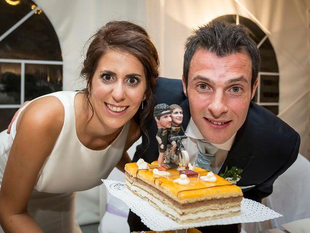 La boda de Alberto y Diana en Hornillos De Eresma, Valladolid 43