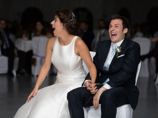 La boda de Alberto y Diana en Hornillos De Eresma, Valladolid 45