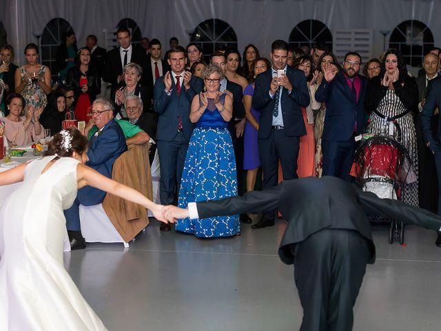 La boda de Alberto y Diana en Hornillos De Eresma, Valladolid 49