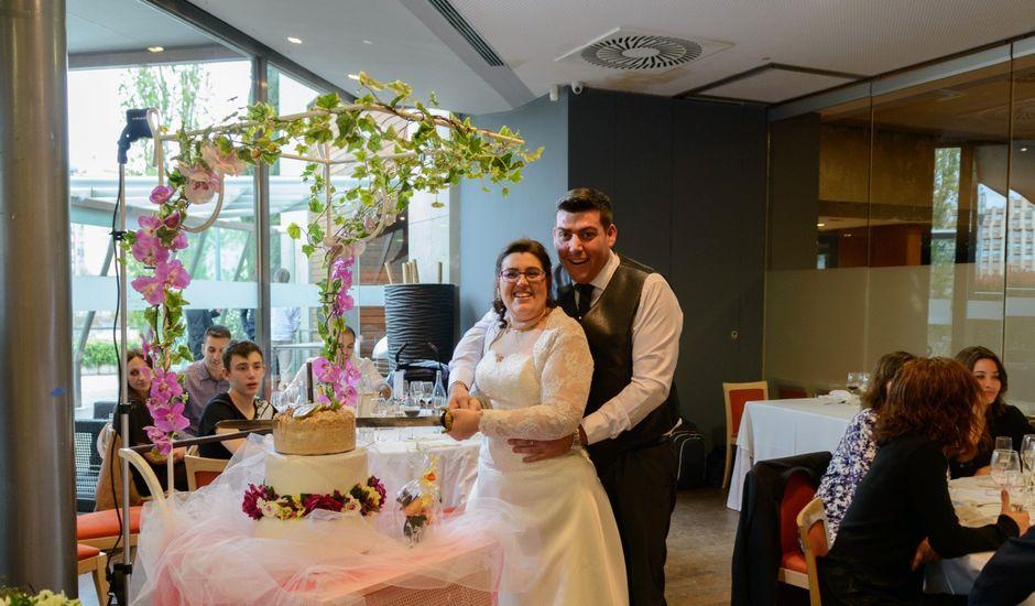 La boda de Daniel y Blanca en Lleida, Lleida