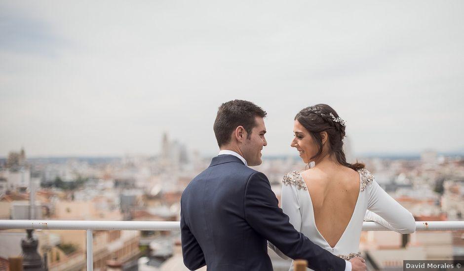 La boda de Marcos y Nuria en Madrid, Madrid