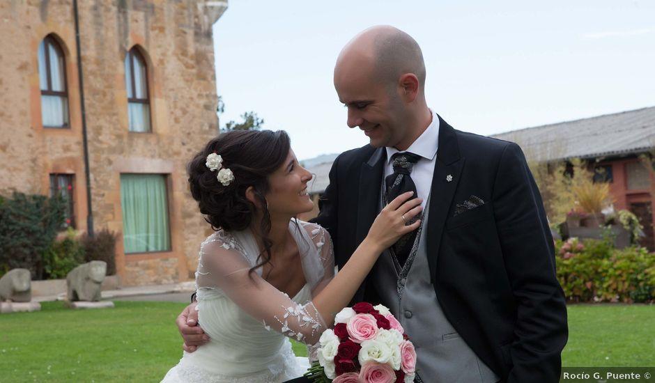 La boda de Andrés y María en San Cucao, Asturias