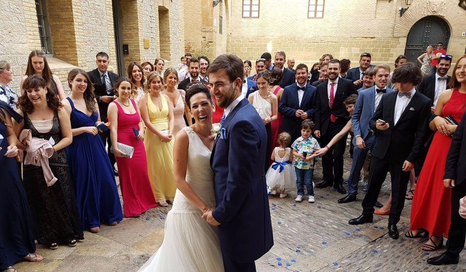 La boda de David y Laura en Huesca, Huesca