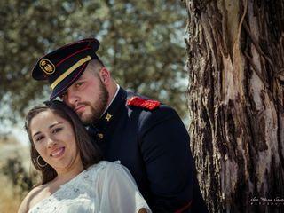 La boda de Roberto y Belén