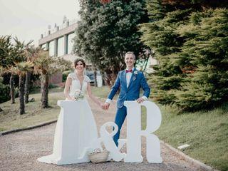 La boda de Leidy y Berti