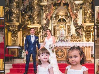 La boda de Patricia  y Daniel  2