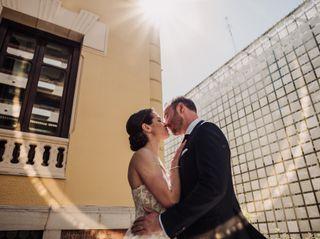 La boda de Miriam y Hanno