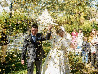 La boda de Tamara  y Iván