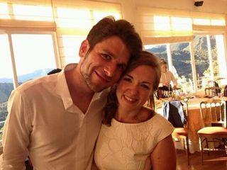 La boda de Giulia y Kai-Simon