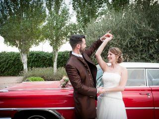 La boda de Míriam y Alberto