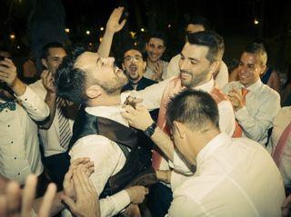 La boda de Míriam y Alberto 1