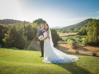 La boda de Raúl  y Alicia