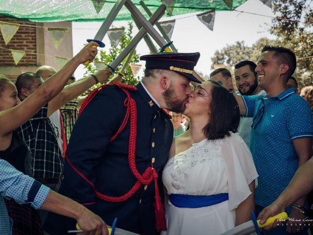 La boda de Belén y Roberto en Segurilla, Toledo 1