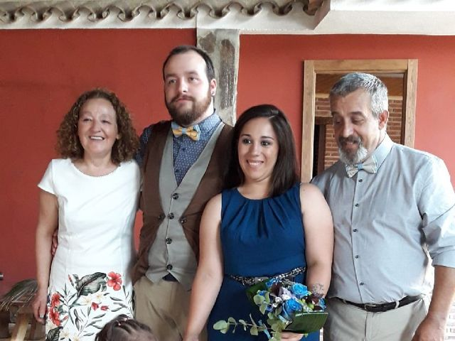 La boda de Belén y Roberto en Segurilla, Toledo 6