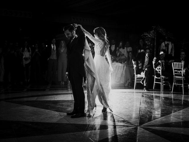 La boda de Celia y Calero