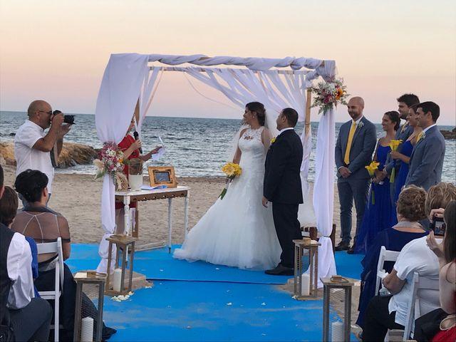 La boda de Kiko y Marina en L' Ametlla De Mar, Tarragona 3