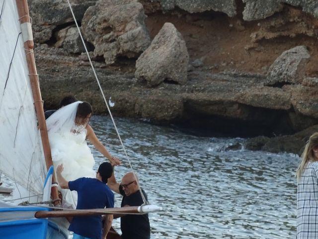 La boda de Kiko y Marina en L' Ametlla De Mar, Tarragona 5