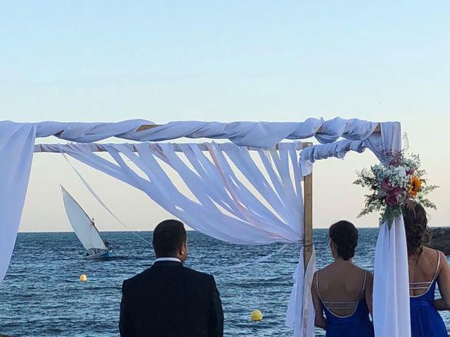 La boda de Kiko y Marina en L' Ametlla De Mar, Tarragona 6