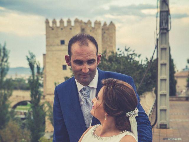 La boda de Joaquín y Laura en Córdoba, Córdoba 15