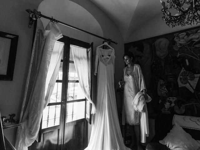 La boda de Julio y Mayte en Trujillo, Cáceres 17