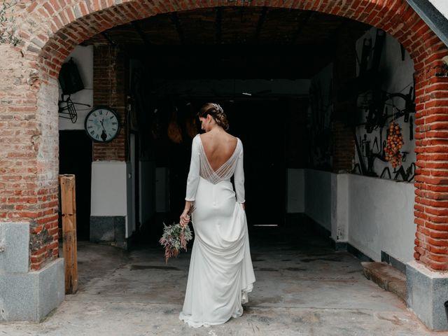 La boda de Julio y Mayte en Trujillo, Cáceres 23