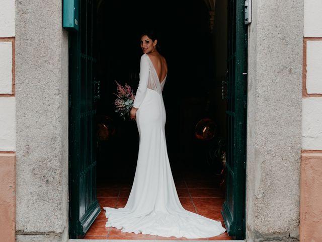 La boda de Julio y Mayte en Trujillo, Cáceres 1