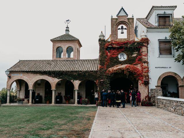 La boda de Julio y Mayte en Trujillo, Cáceres 37