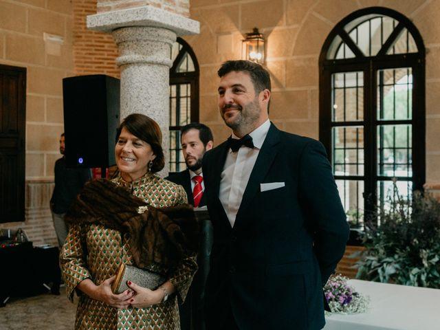 La boda de Julio y Mayte en Trujillo, Cáceres 41