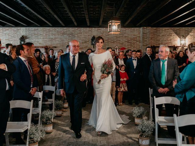 La boda de Julio y Mayte en Trujillo, Cáceres 42