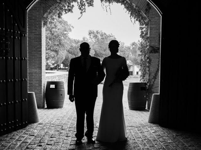 La boda de Julio y Mayte en Trujillo, Cáceres 43