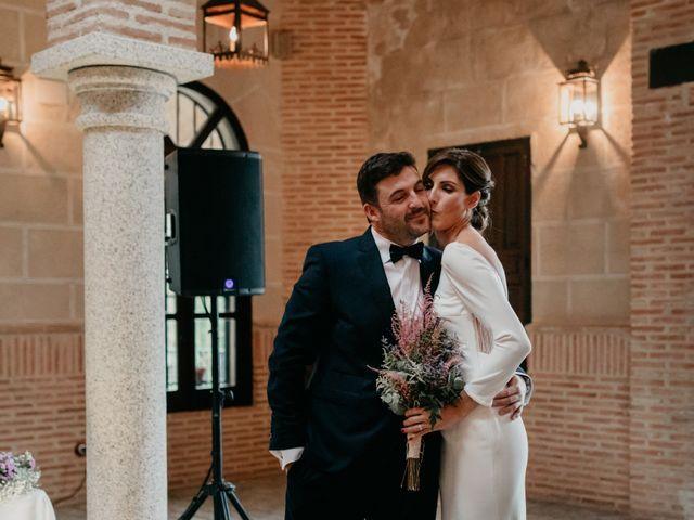 La boda de Julio y Mayte en Trujillo, Cáceres 45
