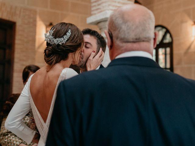 La boda de Julio y Mayte en Trujillo, Cáceres 46