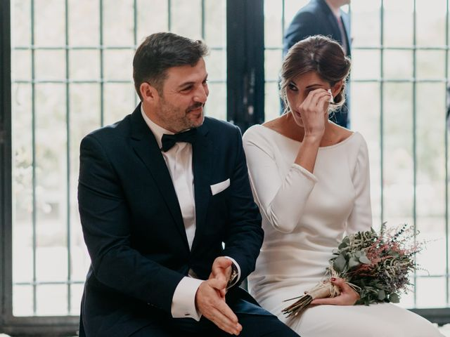 La boda de Julio y Mayte en Trujillo, Cáceres 49