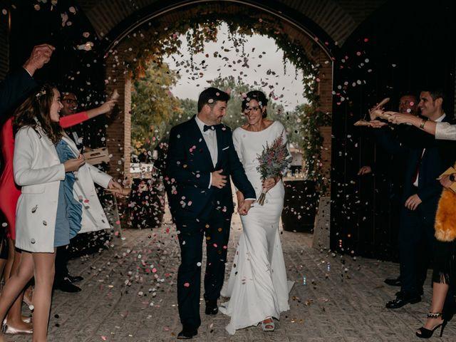 La boda de Julio y Mayte en Trujillo, Cáceres 58