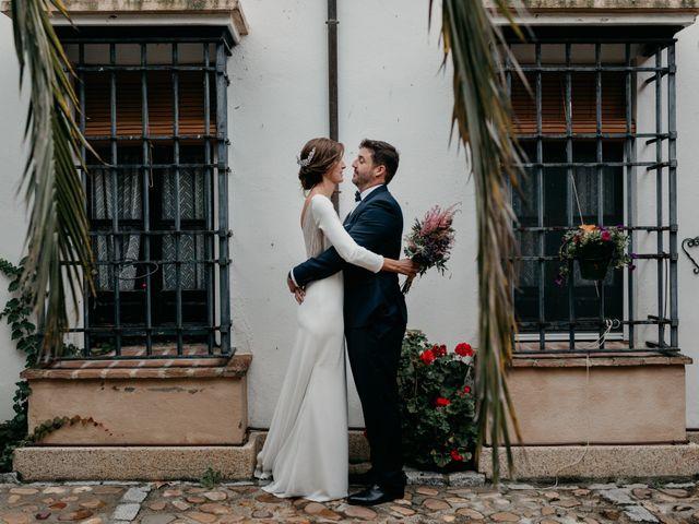 La boda de Julio y Mayte en Trujillo, Cáceres 61