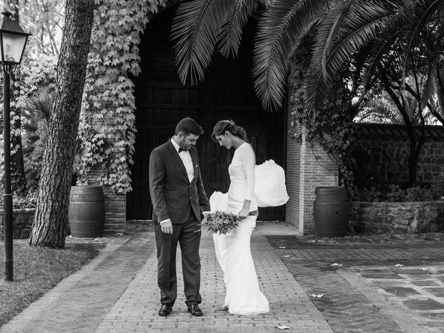 La boda de Julio y Mayte en Trujillo, Cáceres 68