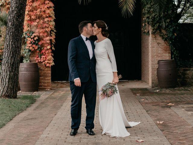 La boda de Julio y Mayte en Trujillo, Cáceres 69