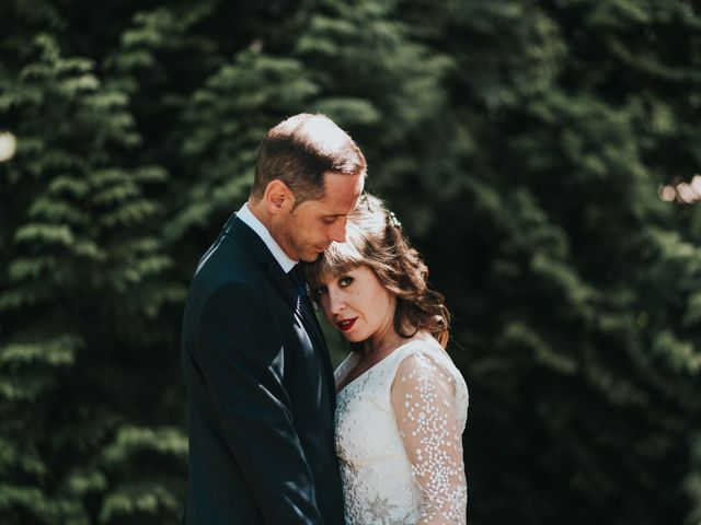 La boda de Carlos y Eva en Vigo, Pontevedra 1