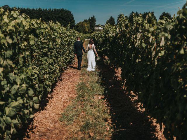 La boda de Carlos y Eva en Vigo, Pontevedra 42
