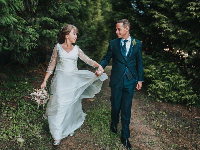 La boda de Carlos y Eva en Vigo, Pontevedra 2